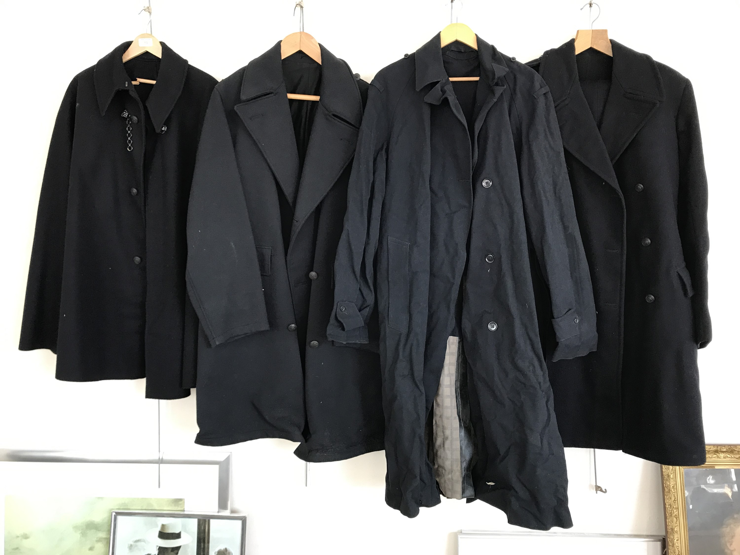 Lot 13 - [Police] A quantity of mid-20th Century Cumberland and Westmorland constabulary clothing together