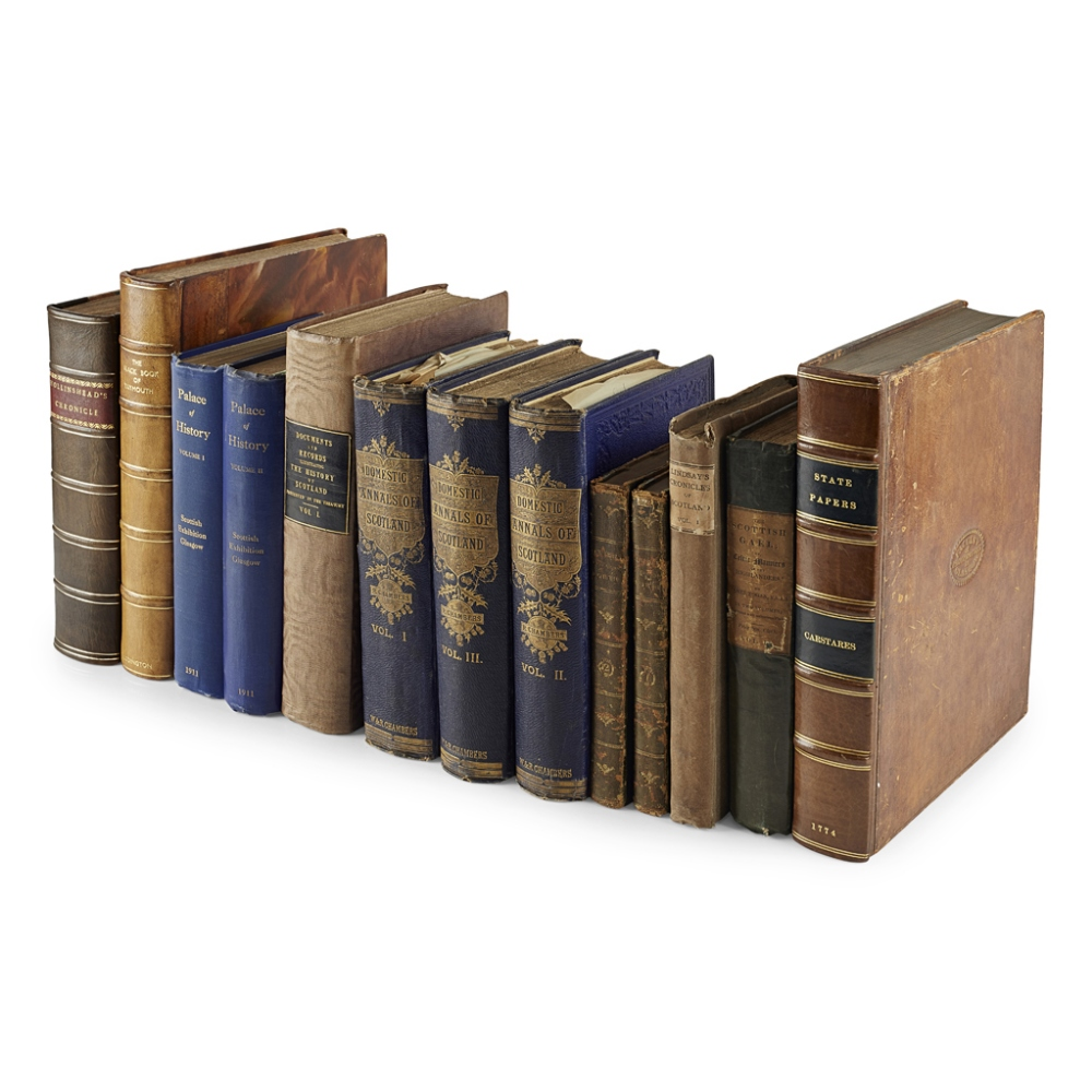 COLLECTION OF SCOTTISH HISTORY AND RECORDS, INCLUDING HISTORICAL MANUSCRIPTS COMMISSIONCALENDAR OF