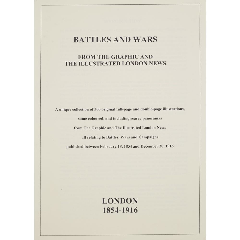 ILLUSTRATED LONDON NEWS & THE GRAPHICA UNIQUE COLLECTION OF 300 ORIGINAL ILLUSTRATIONS both full- - Image 3 of 3