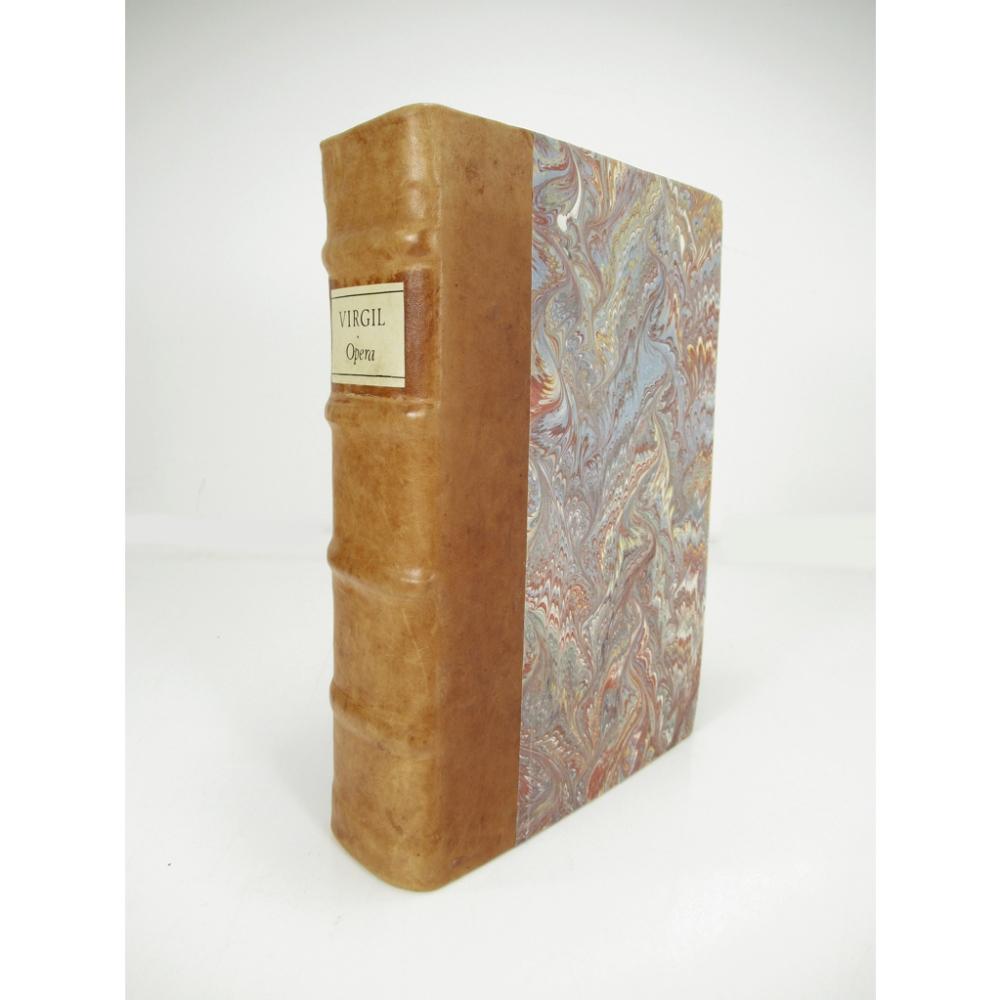 VERGILIUS MARO, PUBLIUSOPERA, QUAE QUIDEM EXTANT, OMNIA... Basel: Heinrich Petri, 1575. Small - Image 2 of 4
