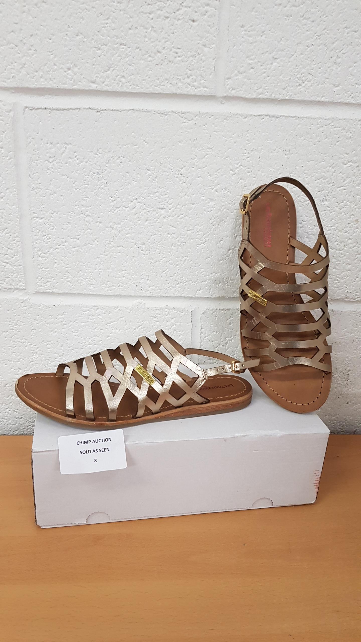 Lot 8 - Les Tropeziennes Ladies sandals EU 40