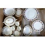 Coalport dinner and tea ware in the Marl