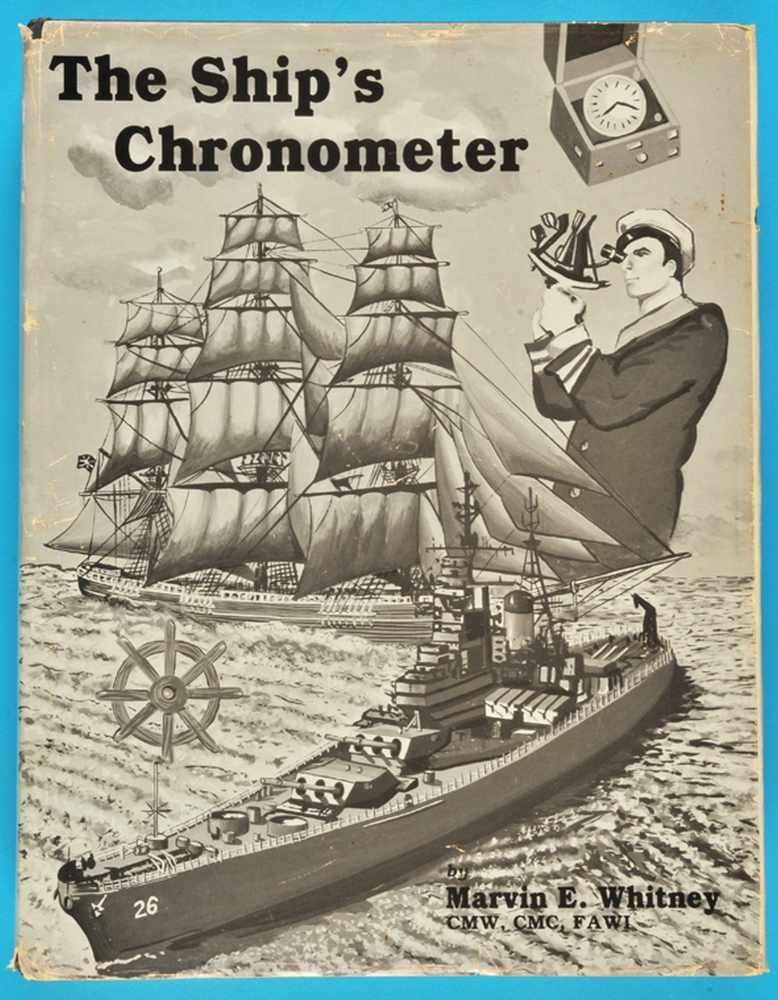 Marvin E. Whitney, The Ship's Chronometer, 1985Marvin E. Whitney, The Ship's Chronometer, 1985,