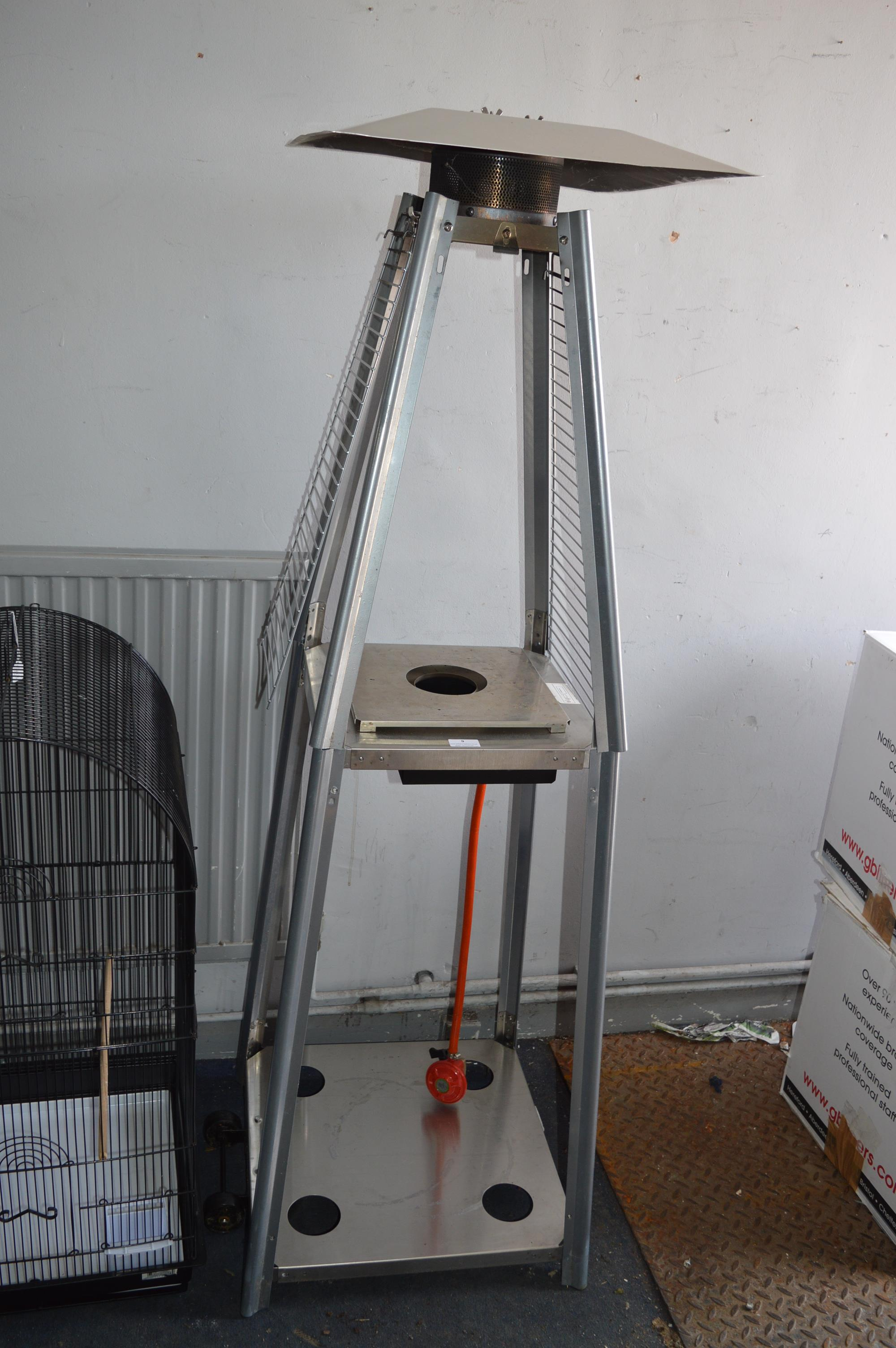 Lot 9 - *Gas Patio Heater