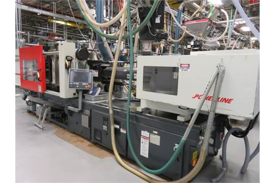 Tremendous Cincinnati Milacron 330 Ton Toggle Hybrid Injection Molding Machine Wiring Digital Resources Attrlexorcompassionincorg