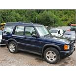 01/YLand Rover DiscoveryTD5 ES - 2495cc 5dr Estate (Blue, 143k)