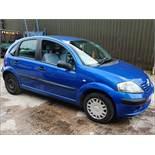 03/03Citroen C3Desire - 1360cc 5dr Hatchback (Blue, 120k)