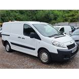 14/14 Peugeot Expert 1200 L1H1 HDi Van (White, 94k) (Direct South West Water)