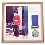 Elizabeth II General Service Medal (1962) Irish Guards