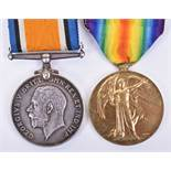Great War Battle of Messines Killed in Action 10th London Regiment Officers Medal Pair