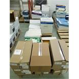 Misc Lot of Paper Stock Springhill Digital Opaque Offset Colors 8.5 in x 11 in; Cougar Digital 17 in
