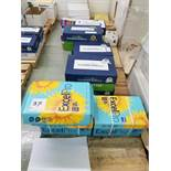 Misc Lot of Paper Stock Excel Pro 17 in x 11in; Hammermill Color Copy Cover Digital 17 in x 11 in,