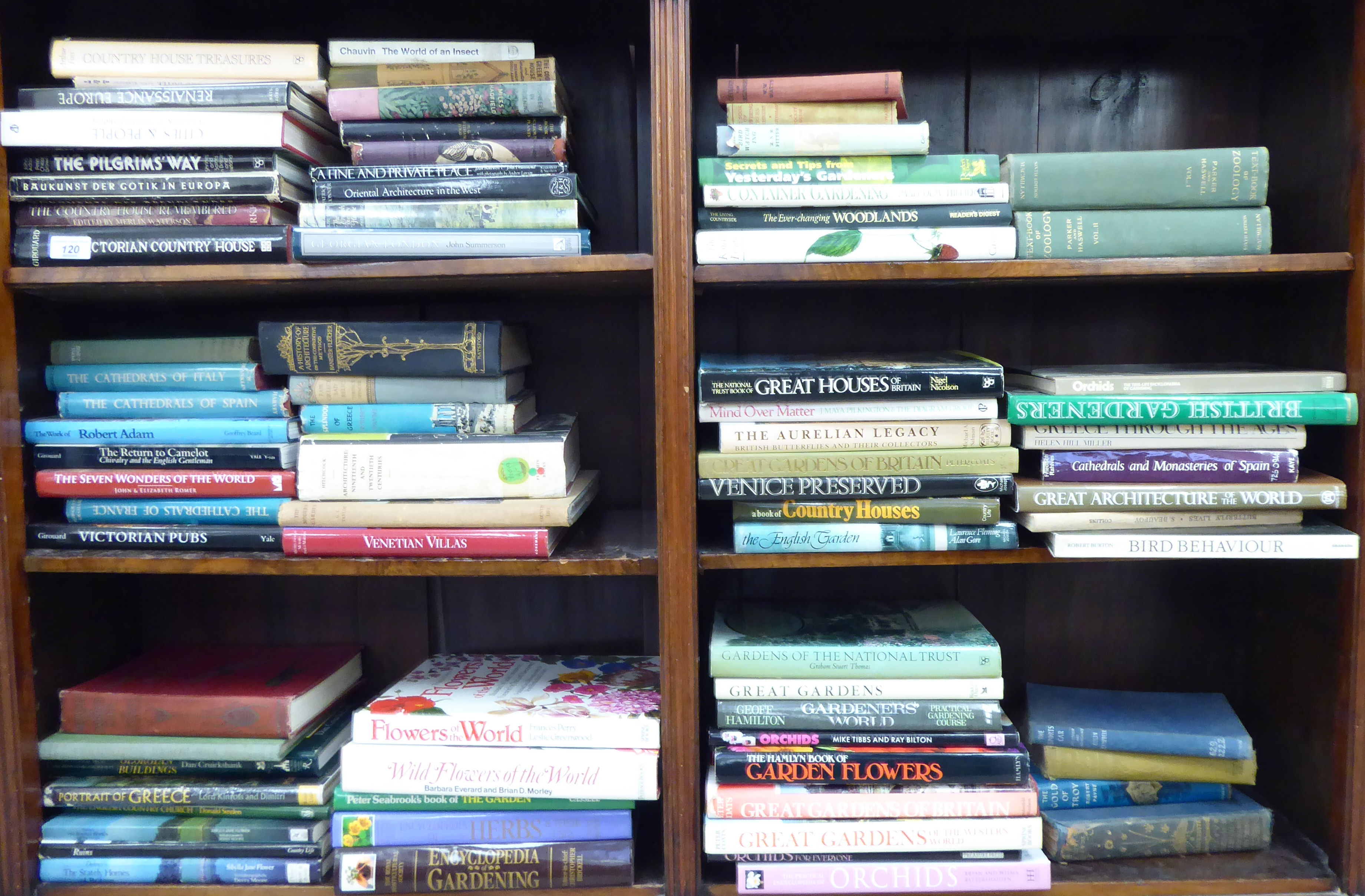 Lot 120 - Books,