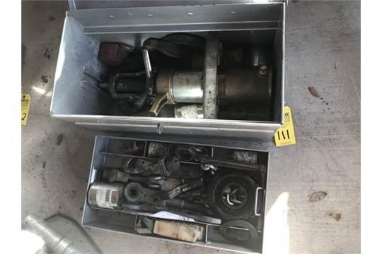MUELLER B101 DRILLING & TAPPING MACHINE - 1 1/2'' KIT