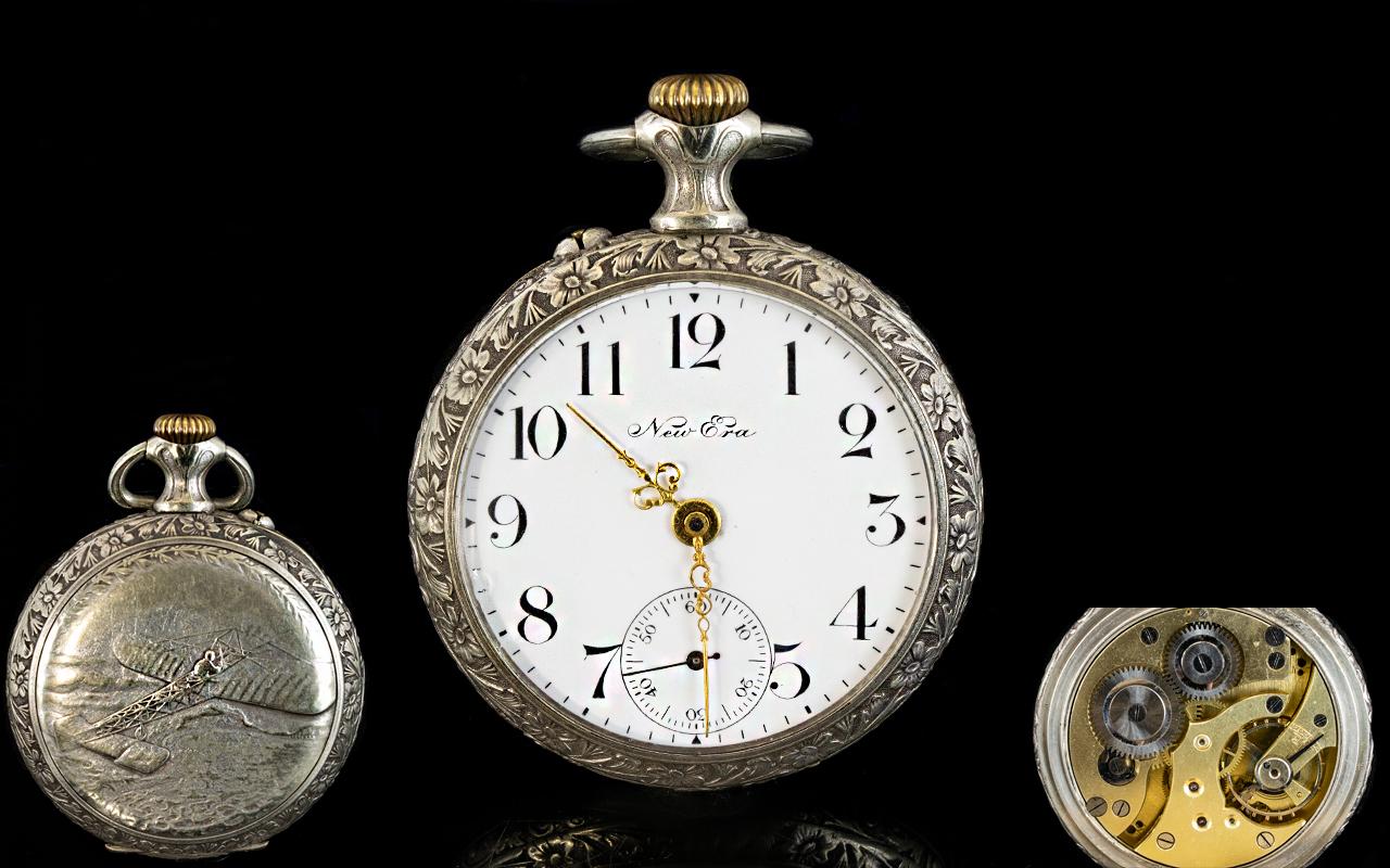 Lot 128 - New Era New York Standard Watch Company