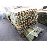 PLAY GROUND FENCING TIMBERS @ 0.9M PLUS BOARDS @ 2M LENGTH APPROX