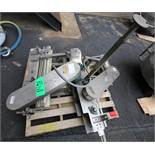 """2 pcs - S/S Product Conveyor Sections, 3 ft L x 3 1/2"""" W with Drives"""