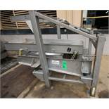 """Key Iso Flo - 7 ft L x 30"""" W S/S Vibratory Shaker Deck with - Set up for (2) Screens, with Bottom"""