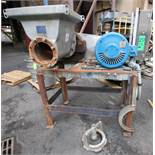 """Weiler Grinder, Model 1109, SN 76276RE, with 20"""" W x 21"""" L x 22"""" D Opening, Weiler Drive Model"""