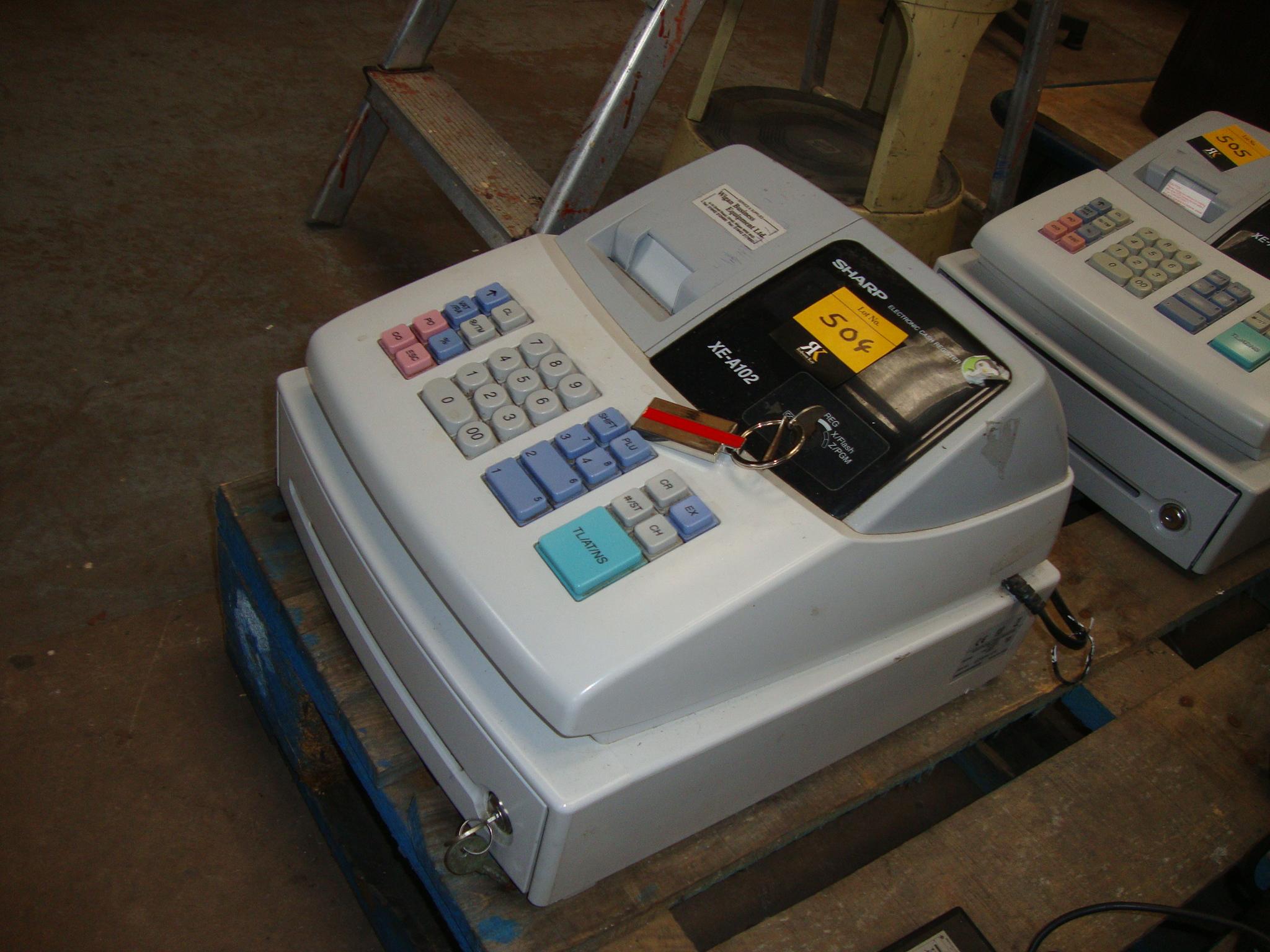 pin sharp xe a102 cash register on pinterest Sharp XE-A102 Cash Register Sharp XE-A102 Cash Register