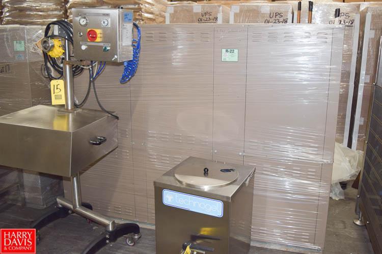 Drake R22 Package Chiller  Model Pwct 8053 N