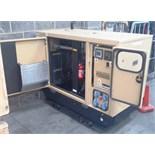 FG Wilson Generator Set - XD20P2 - 2003 13kVA