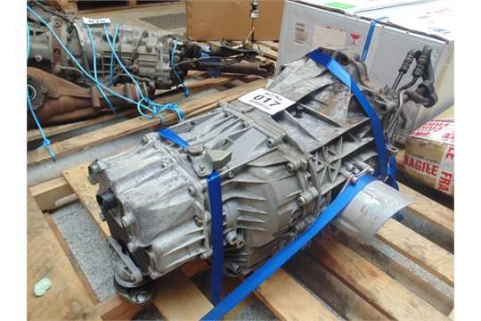 Audi A4 B7 2 0Tdi S-Line 7 Speed Automatic Gearbox Cvt Multitronic