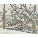 Max Clarenbach (1880 Neuss - 1952 Wittlaer)