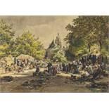 Edme-Emile Laborne (1837 Paris - 1913 ebenda)