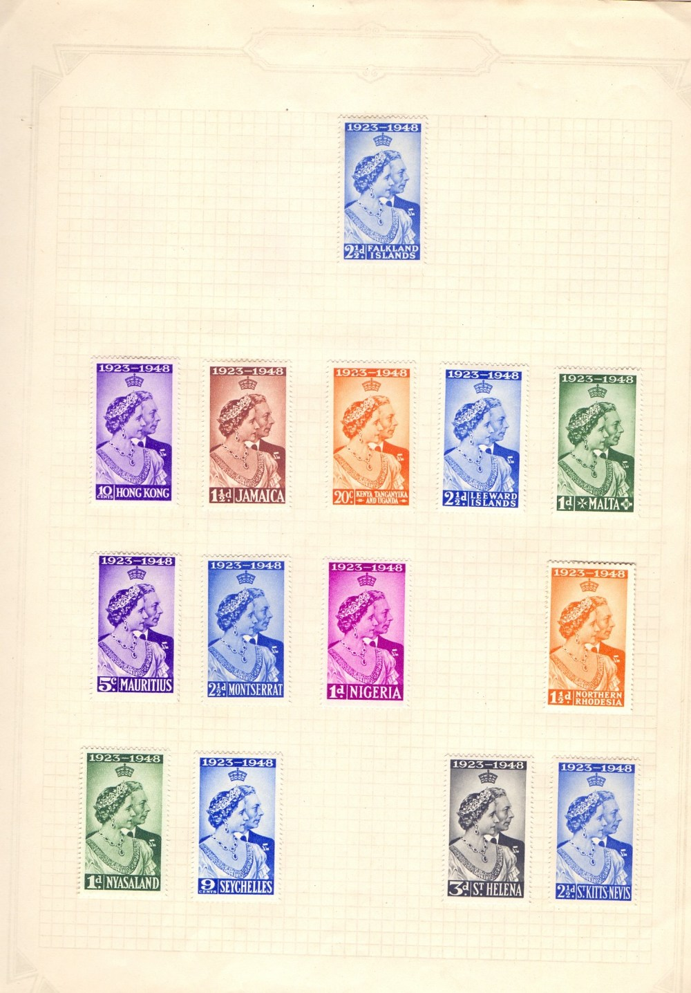 Lot 49 - STAMPS : Glory box of albums stamps and covers, including GB commems from 1953 mint,