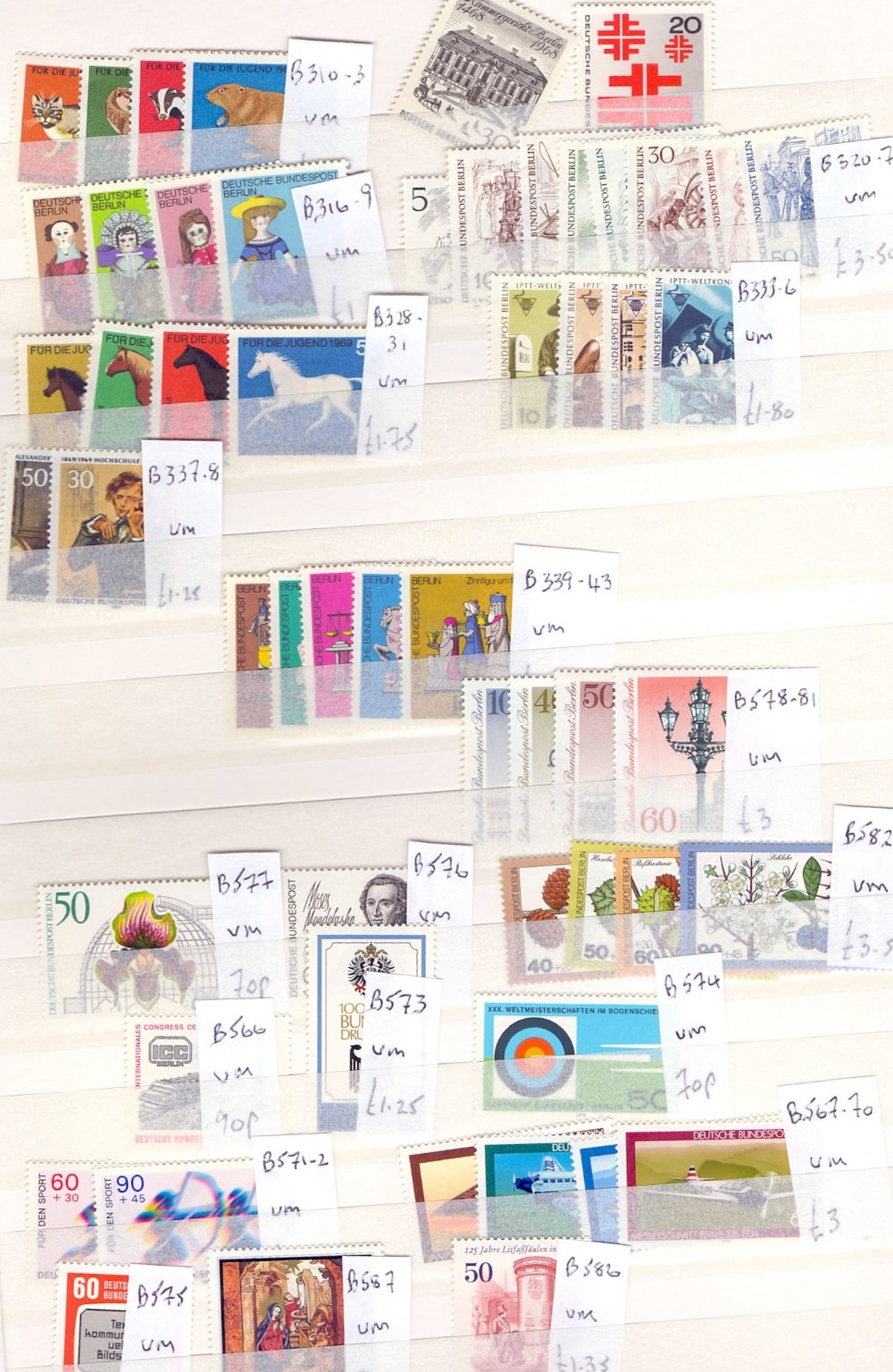 Lot 10 - STAMPS : EUROPE,