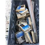 LOT OF WIRE BRUSHES & TIG WELDING RODS IN STORAGE BOX (Location 1: FlexDecks, Inc., 14325 West Hardy
