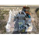 LOT CONSISTING OF: Alumi-Brite & touch-up spray paint (on one pallet) (Location 1: FlexDecks,