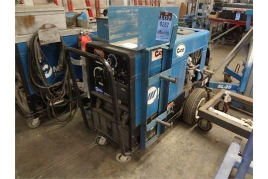 300 Amp Miller 301g Trailblazer Generator Welder S N Lc252635