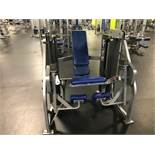 Hammer Strength MTS Leg Extension #MTSLE Twin 150 Lb. Weight Stacks S/N: MTSLE1210013