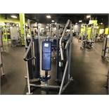 Hammer Strength MTS Incline Press #MTSIP Twin 150lb. Weight Stacks S/N: MTSIP1210007