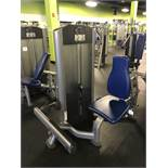 Life Fitness Calf Extension Machine #FZCE Weight Stack up to 350 Lb. S/N: FZCE1210023