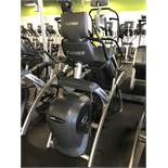 Cybex Arc Trainer #750A S/N: F01270750A90014B66 w/Programmable Controls, Digital Readout & TV