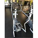 Life Fitness Isotrack Climbing System #CLSS S/N: CLSS100088 w/Programmable Controls & Digital