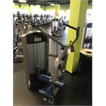 Life Fitness Pull Down Machine #FZPD Weight Up to 290 Lb. S/N: FZPD1210044