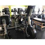 Life Fitness #CLSL Elliptical S/N:LSL10053 w/Programmable Controls& Digital Readout