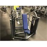 Hammer Strength MTS Shoulder Press #MTSSP Twin 150 Lb. Weight Stacks S/N: MTSSP1210010