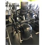 Cybex Arc Trainer #750A S/N: F01210750A90014B59 w/Programmable Controls, Digital Readout & TV