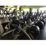 Cybex Arc Trainer #750A S/N: F01210750A90014B57 w/Programmable Controls, Digital Readout & TV