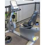 MATRIX R-3X/5X/7X Recumbent Bike w/ HURE-3X-01-C Digital Display, Heart Rate Monitor
