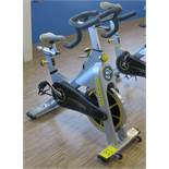 LIVESTRONG LS S-Series Class S Stationary Spin Bike, S/N: LASB0008040-111