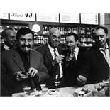 Max Jacoby. 'Nachlese', Fritz Baumgart, Günter Grass, John Dos Passos, Walter Höllerer und He…. 1963