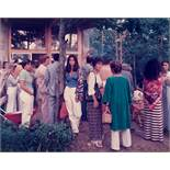 "Joel Meyerowitz. ""Cocktail Party"", Wellfleet, Massachusetts. 1977"