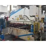 WYSONG 140-Ton x 12', Hydraulic Press Brake mod. THS140-144 s/n: TH9-105