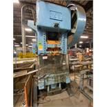 MINSTER 110-Ton Mechanical OBI Punch Press mod.No. 9